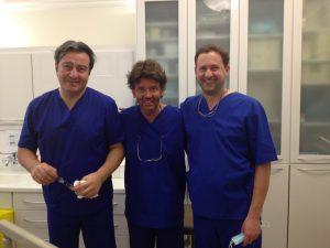 Londono Implantacijos ir Estetinės odontologijos centro klinikoje
